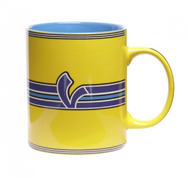 Vespa copa de cerámica en V-Stripes
