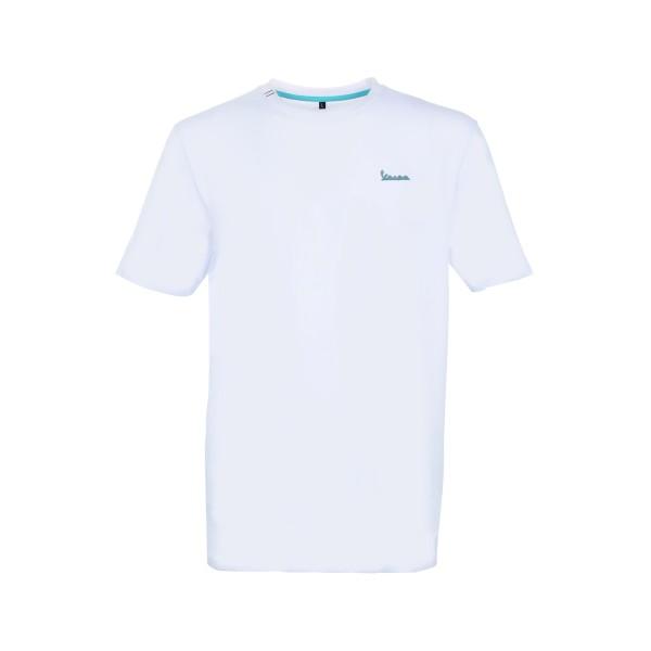 Vespa T-Shirt Graphic hombre blanco