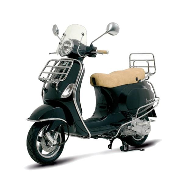 "Original Kit Vespa Chrome ""Touring"" Vespa LX"