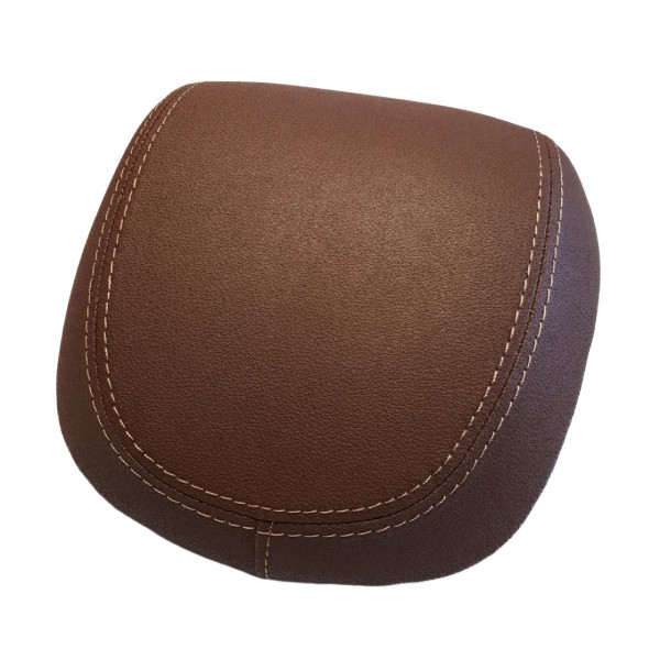 Original Respaldo maleta Vespa Primavera / Sprint - marrón oscuro
