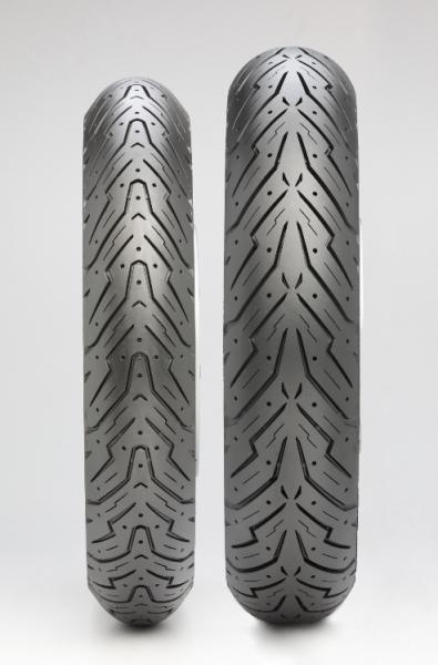 Neumático Pirelli 120/70-11, 56L, TL, reforzado, Angel Scooter, trasero