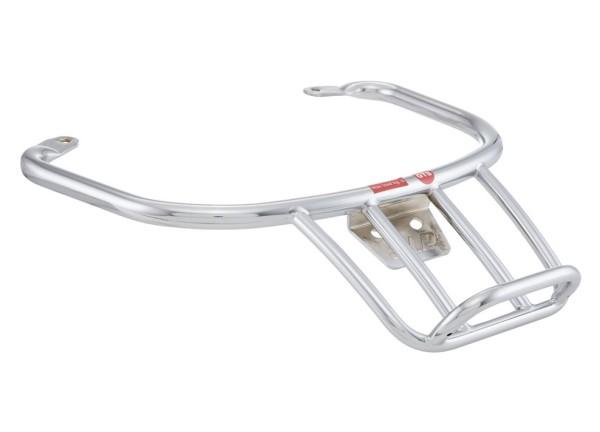 """Portaequipajes / asa de sujeción parte trasera """"70's"""" para Vespa GTS/GTV/GT 125-300ccm 4T LC, cromo"""