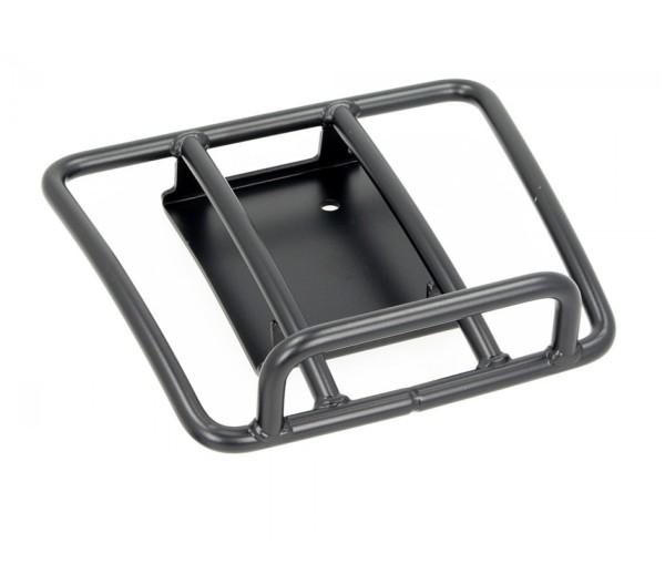 Portaequipajes, pequeño, negro, para Vespa GT / GTS