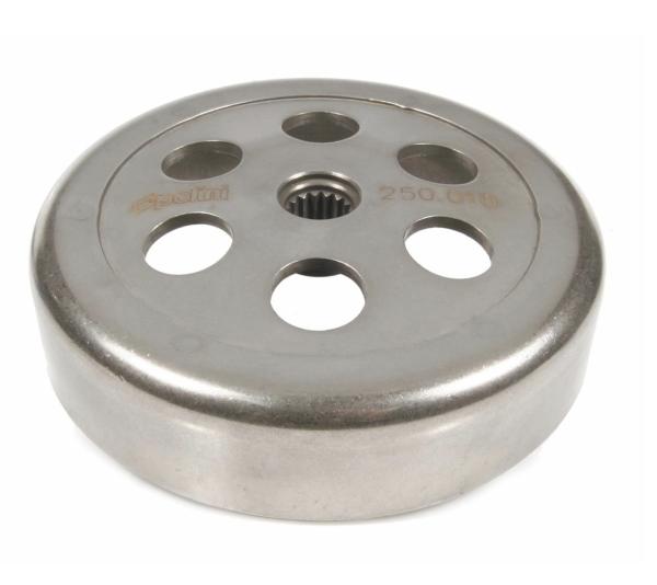 Campana de embrague POLINI Speed Bell para Vespa ET2 / ET4 / LX / LXV / S 50cc 2T / 4T AC / LC