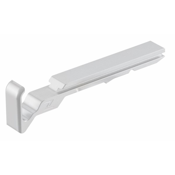 Gancho para equipaje banco asiento plata Zeloni para Vespa Primavera / Sprint 50-150ccm 2T / 4T AC