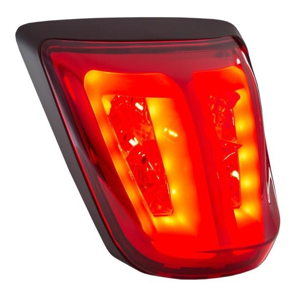 Luz trasera LED cristal rojo para Vespa Primavera / Sprint 50-150ccm