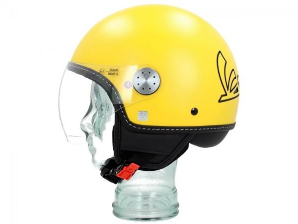 Original Helmet Demi Jet vespa Visor 3.0 Yellow Gelosia 974/A