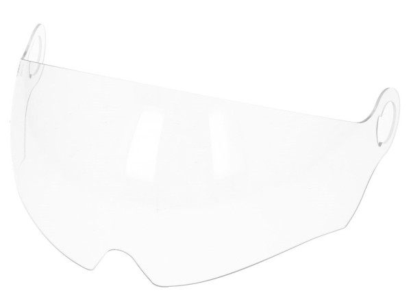 Original Visier forma ergonomica para Vespa V Stripes casco