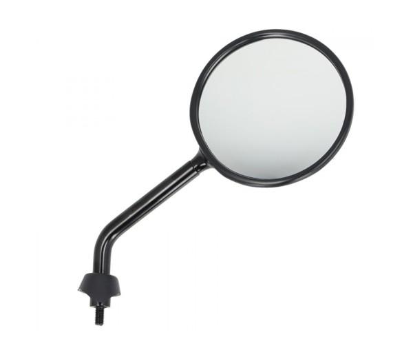 Espejo Vespa GTS, izquierda o derecha, negro brillante