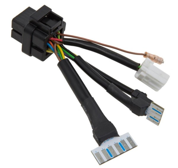Juego de cables medidor del número de revoluciones/tacómetro para Vespa GTS/GTS Super/GTS SuperSport, i.e., 125-300ccm (-'14)