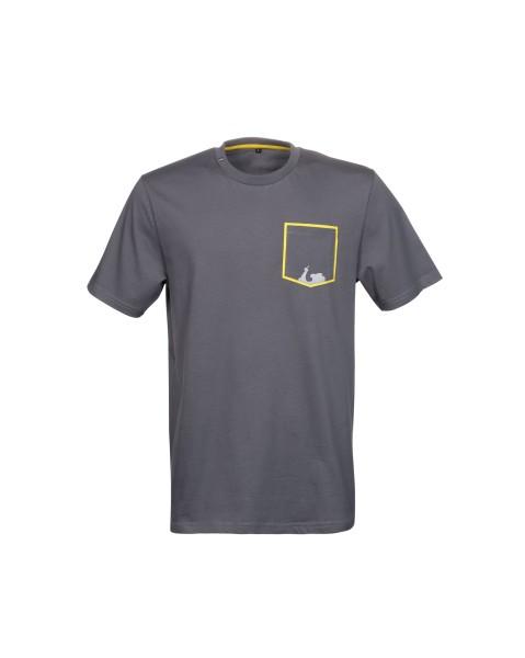 Vespa T-Shirt Graphic hombre gris