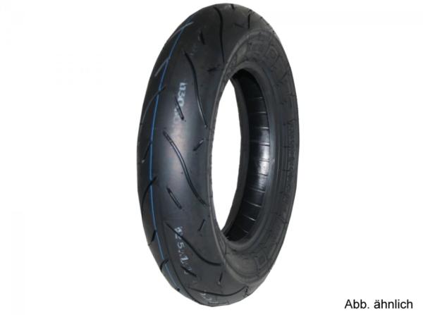 Neumático Heidenau 130/70-12, 62P, TL, reforzado, K80SR, delantero/trasero