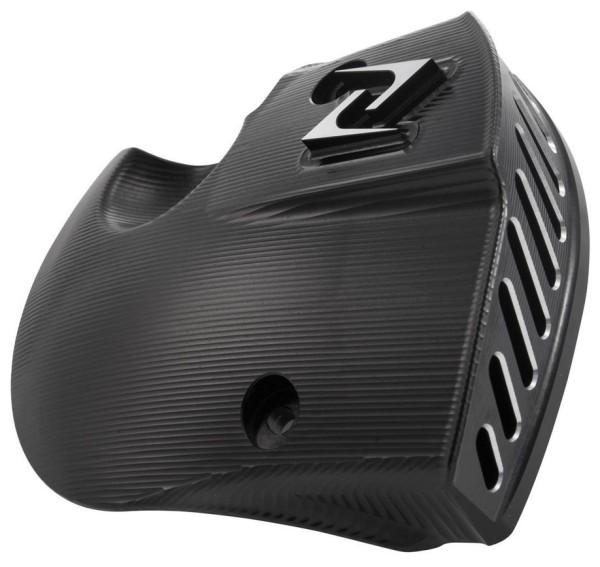 Entrada de aire tapa vario para Vespa GTS/GTS Super/GTV/GT, negro