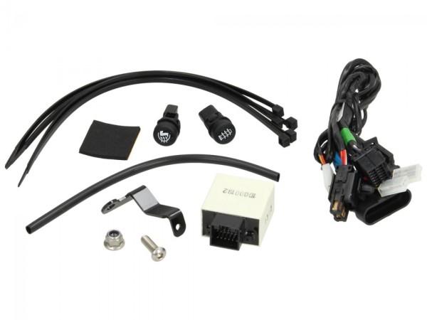 Kit de instalación para calefacción (protección de piernas y asas) para MP3 original