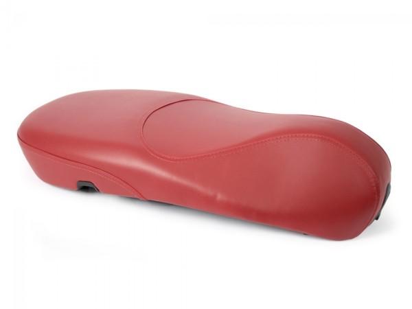 Asiento original de Vespa para Vespa Primavera / Sprint rojo