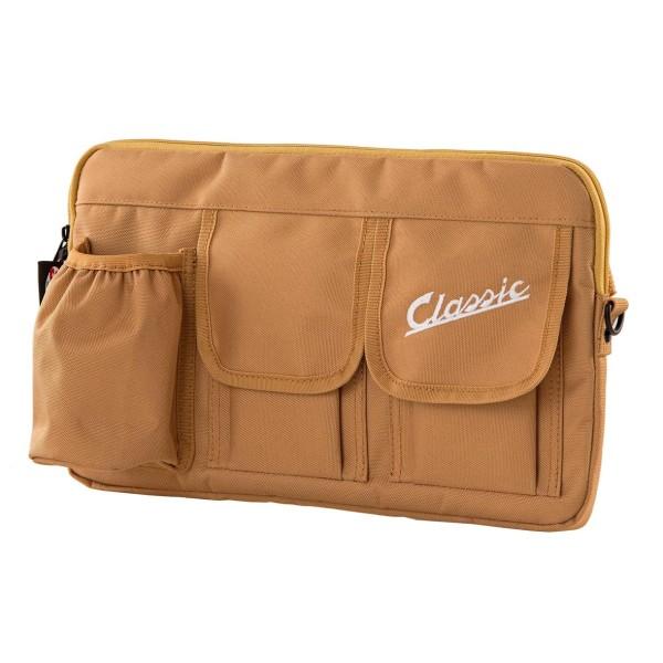 "Bolsa ""Classic"" para maletero / guantera Vespa - negro, nailon"
