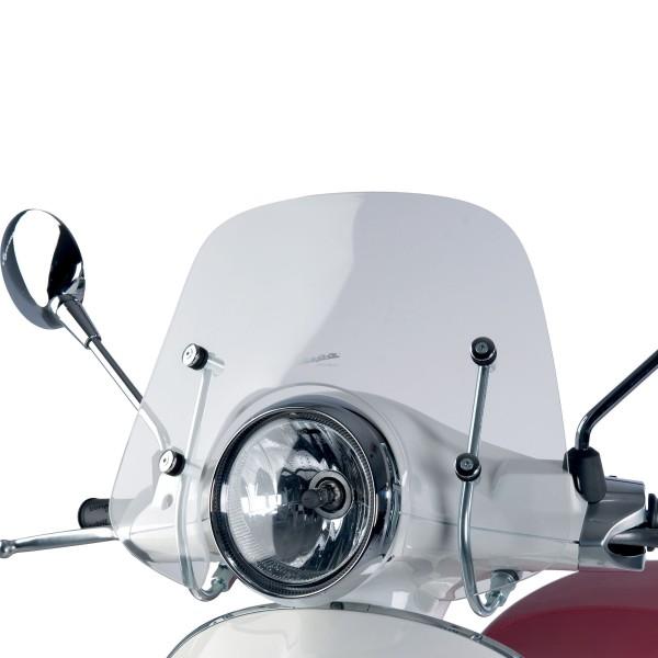 Parabrisas cruiser transparente Vespa Primavera / Elettrica